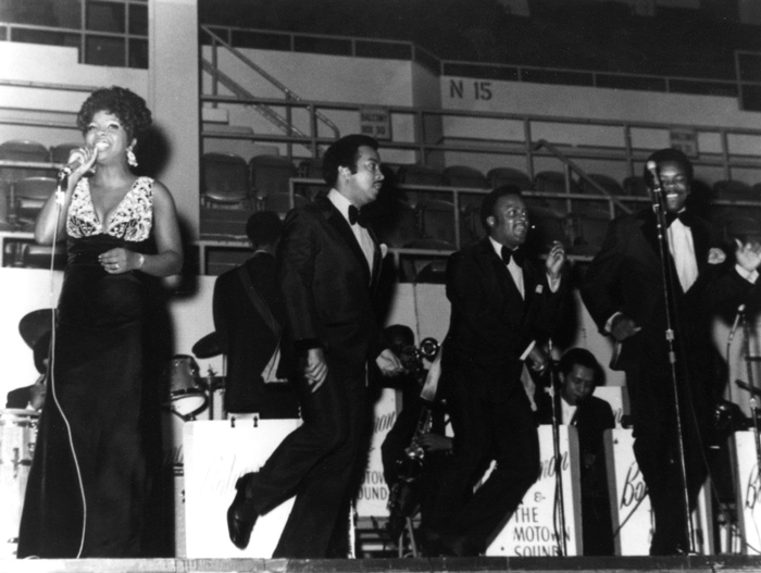 Photo courtesy of Indiana University Archives of African American Music and Culture, Nelson George Collection