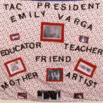 Panel made for Emily Varga by Ada Catapano and the AIDS Collective, block 05451