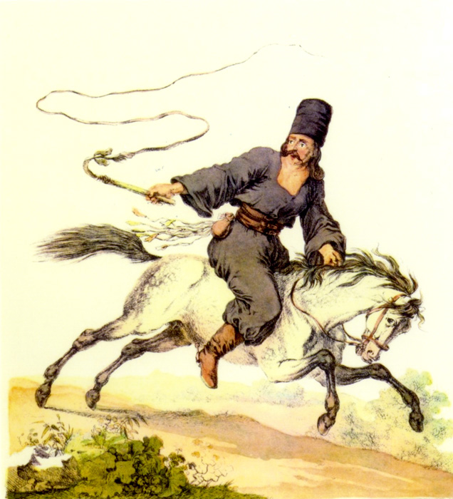 Horse wranglers (csikós) were rarely without a leather whip in hand.