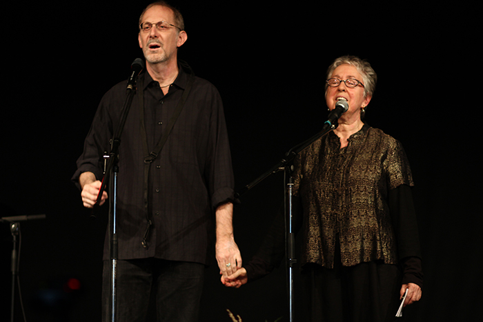Michael Alpert and Ethel Raim perform and teach internationally a rich repertoire of rare Yiddish songs as a way to help preserve Yiddish culture and language.