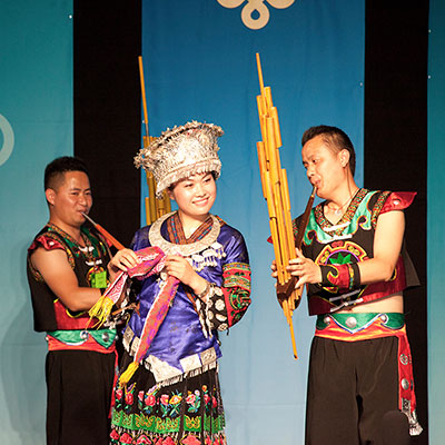 Leishan Miao Music and Dance Group