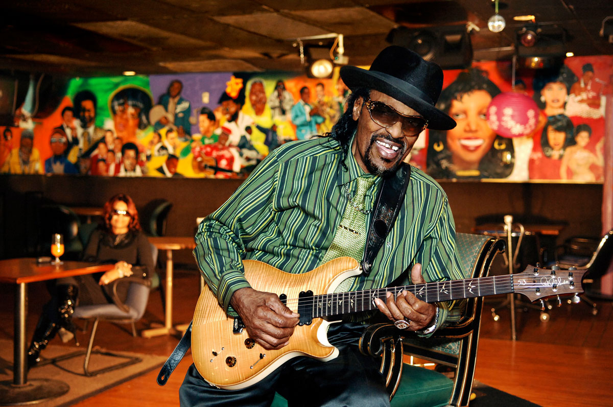 Chuck Brown, 2005 NEA National Heritage Fellow