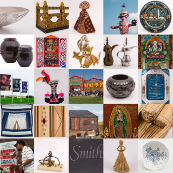 50 Years | 50 Objects: Storied Objects from the Folklife Festival