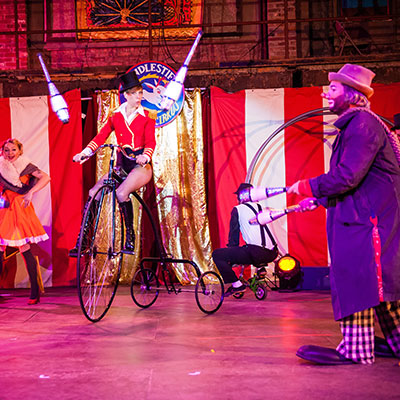 Bindlestiff Family Cirkus