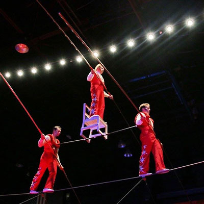 The Wallenda Family Troupe