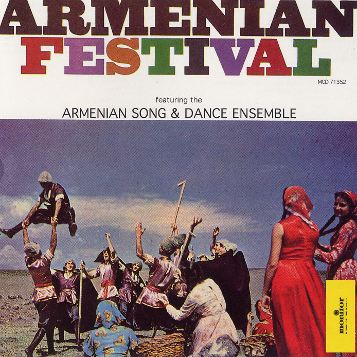 Music of Armenia from Smithsonian Folkways Recordings