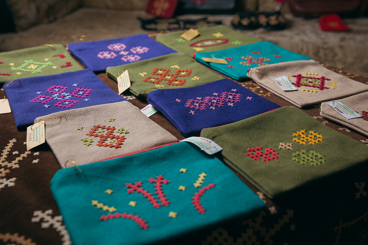 Armenian needlework
