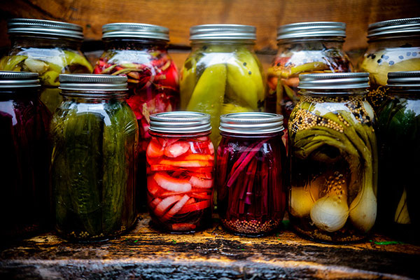 Seasonality is critical in Armenian cooking. Cooks use pickling to ensure that vegetables are preserved at the height of their ripeness, and served on the feasting table long into the winter.