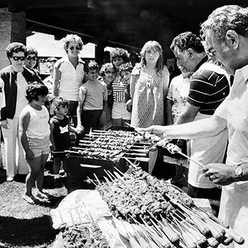 The Armenian Picnic: A Connection to the Old Country