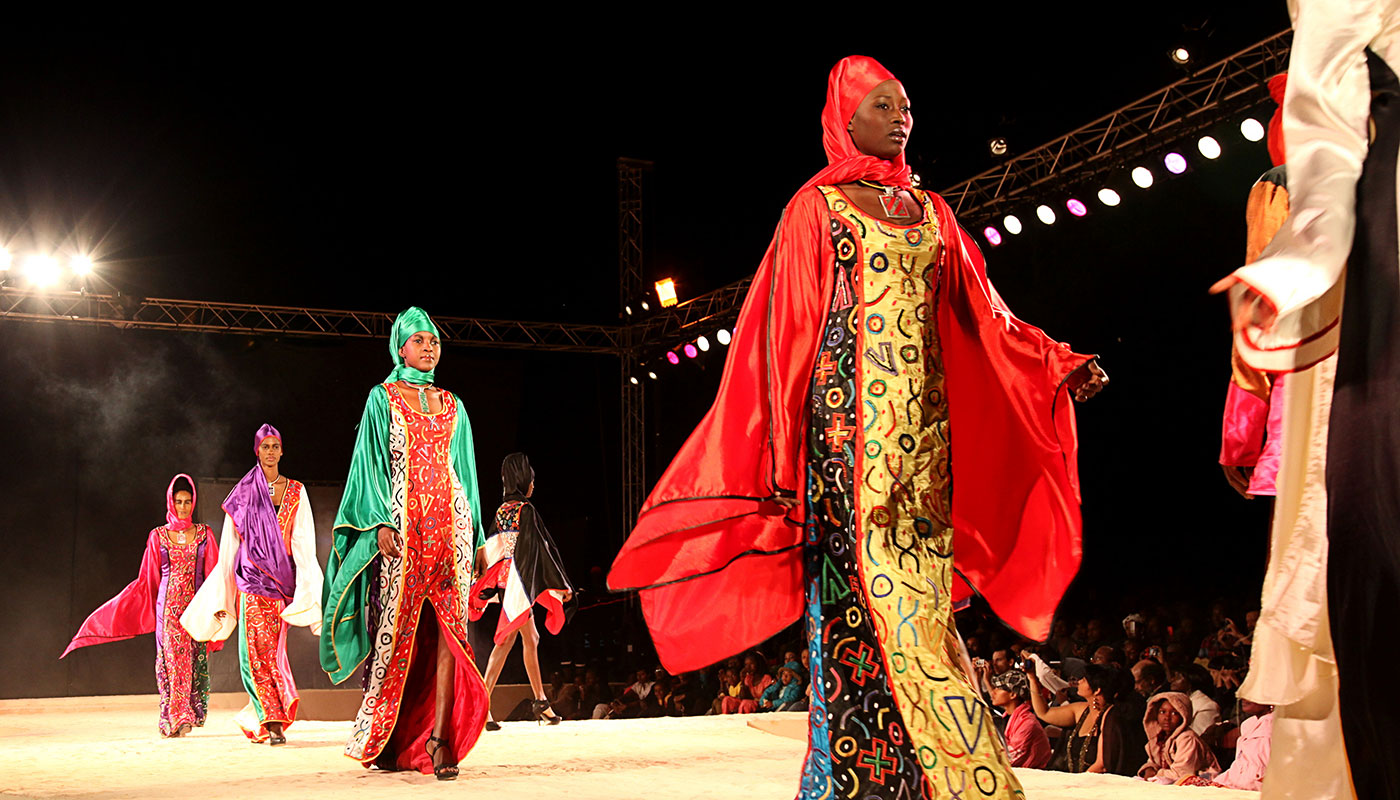 Crafts of African Fashion