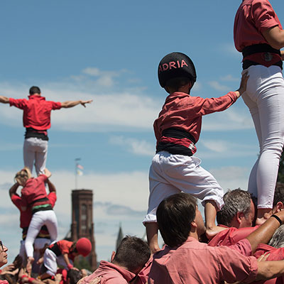 """I Think I Am Addicted"": The Human Tower Experience"