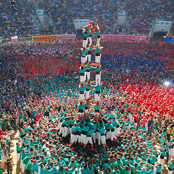 Human Towers: A Visual History of a Catalan Tradition