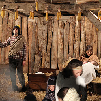 Christmas in Catalonia: The Living Nativity Scene of Joanetes