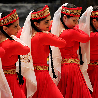 Arev Armenian Dance Ensemble