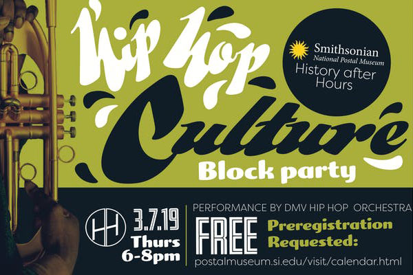 Hip-Hop Culture Block Party