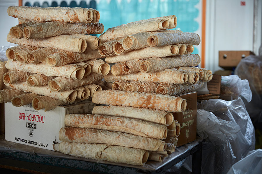 Lavash: An Expression of Armenian Heritage