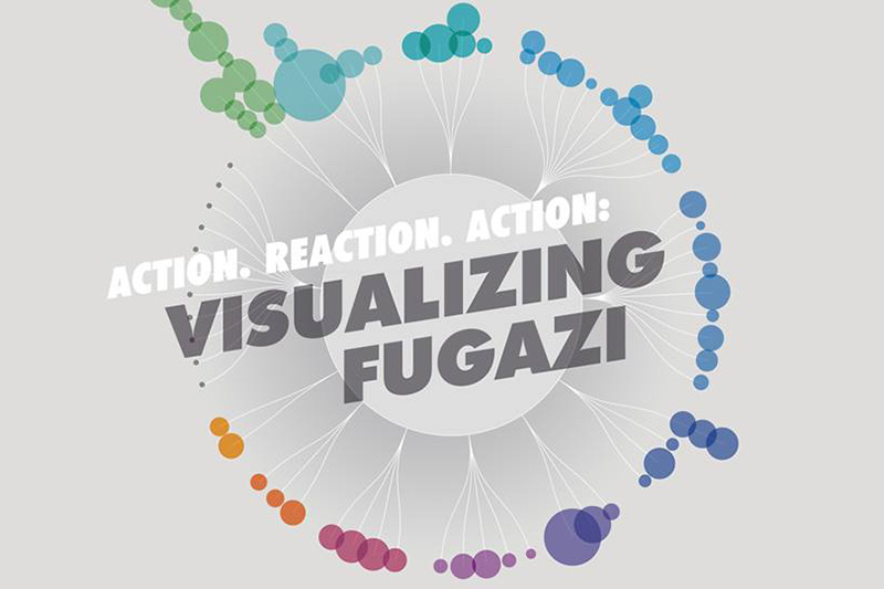 Action. Reaction. Action: Visualizing Fugazi