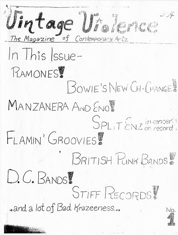 Back to Base: Fugazi & the D.C. Punk Zine Scene