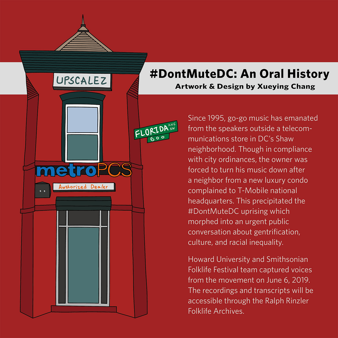#DontMuteDC: An Oral History