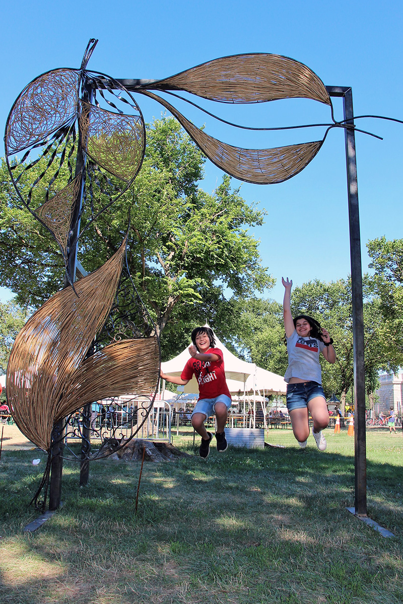 Gateway to Culture at the 2018 Smithsonian Folklife Festival