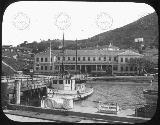 Angel Island Immigration Station