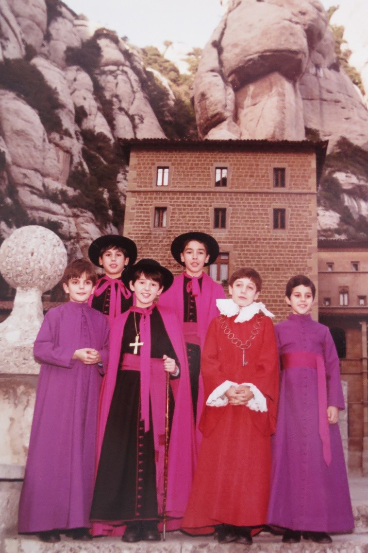 Boys Choir of Montserrat