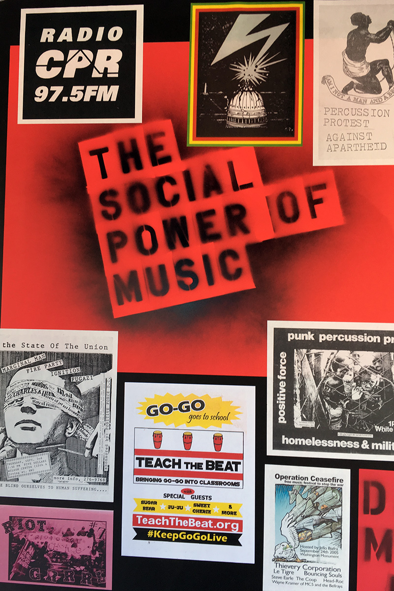 Mt. Pleasant: The Social Power of Music on August 11, 2019
