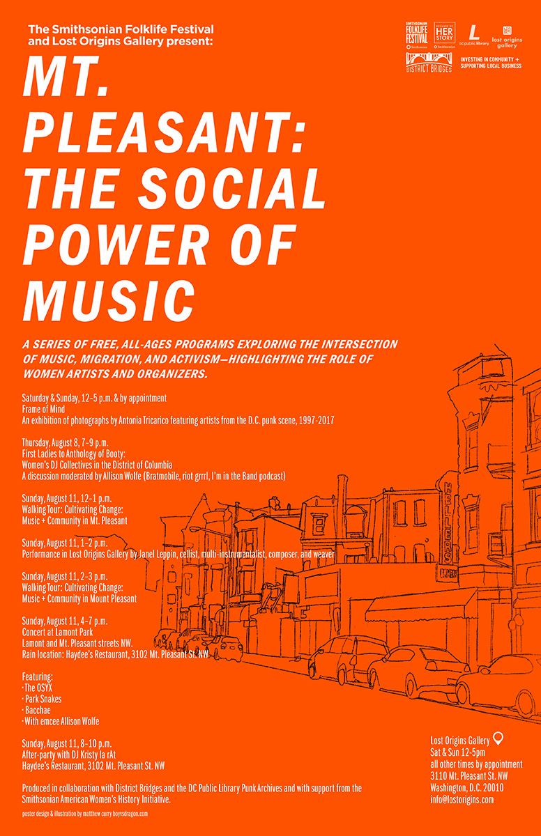 Mt. Pleasant: The Social Power of Music