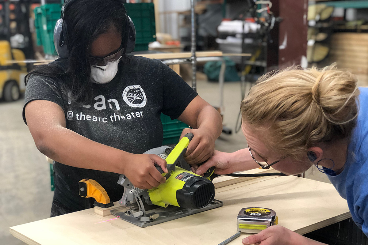 Tech-Teach Design and Fabrication Skills Program