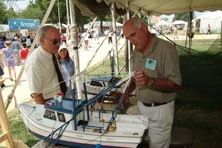 Model Boat Making