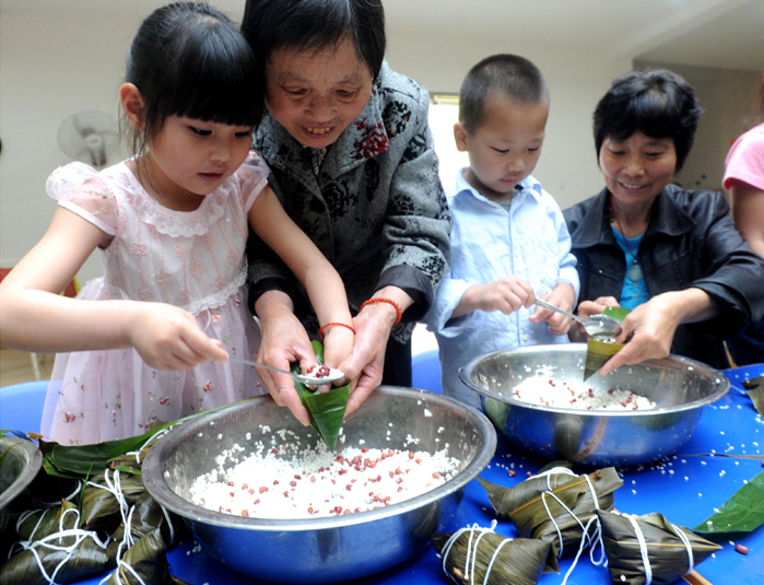 Photo courtesy of China News Agency