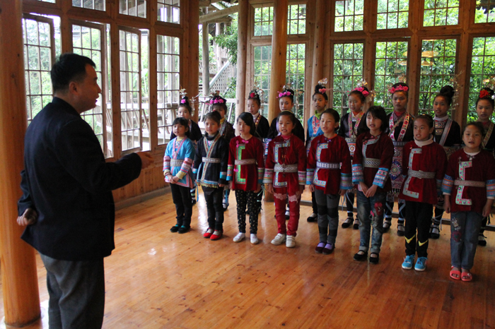Photo by Atesh Sonneborn, Ralph Rinzler Folklife Archives and Collections, Smithsonian Institution