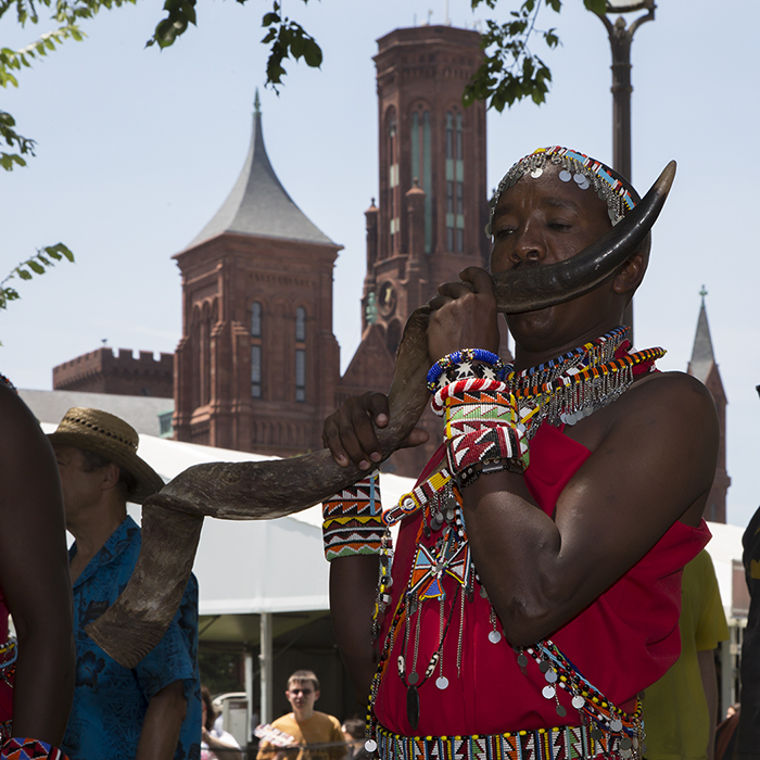 Photo by Francisco Guerra, Ralph Rinzler Folklife Archives and Collections, Smithsonian Institution