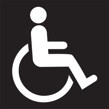Symbol for Wheelchair Accessibility