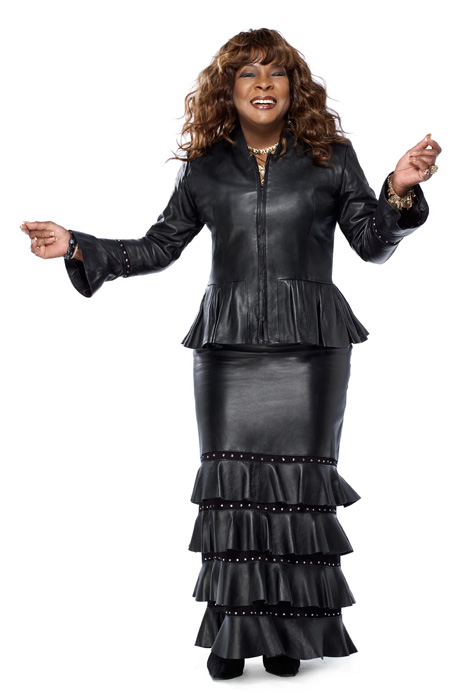Martha Reeves, photo by Jenny Risher, courtesy of Ideal Entertainment Inc. and Martha Reeves Enterprises Inc.