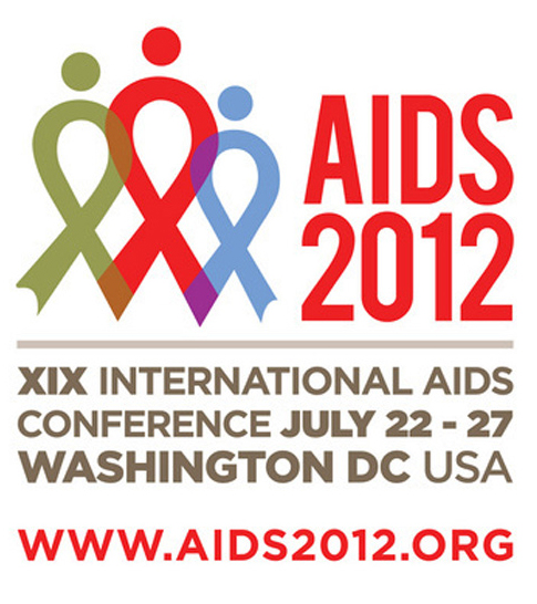 Logo courtesy of the International AIDS Society