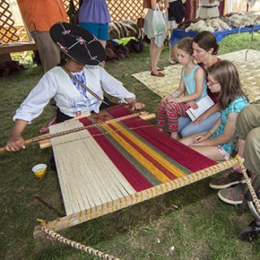 Photo by Francisco Guerra, Ralph Rinzler Folklife Archives