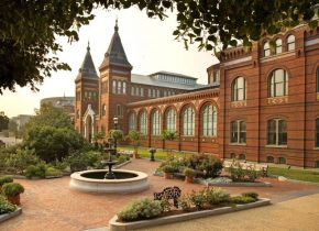 The Smithsonian's Arts and Industries Building. Photo by Eric Long, Smithsonian